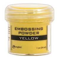 Yellow - Embossing Powder 1Oz Jar