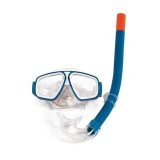 Blue Monaco Junior Sport Scuba Swim Set