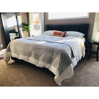 Super King Size 600 Thread Count Hypoallergenic PrimaLoft Luxury Down Alternative Oversized Comforter