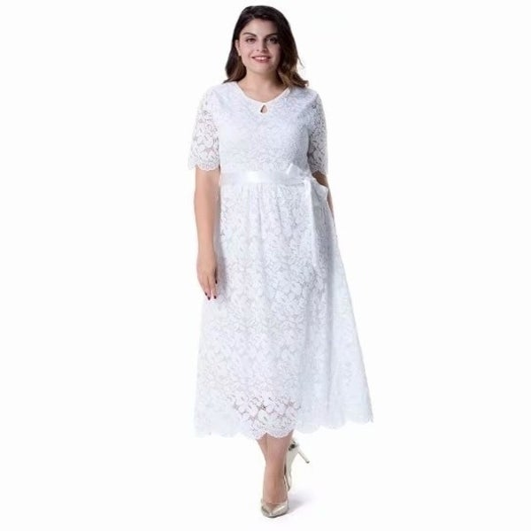 Shop Women S Plus Size Short Sleeves Mother Of The Bride
