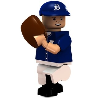 Detroit Tigers MLB Generation 2 Cy Young OYO Minifigure Max Scherzer