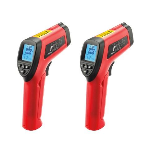 Maverick LT-04 Infrared Laser Surface Thermometer 2-Pack