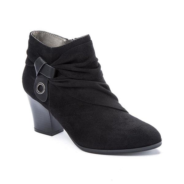 Andrew Geller Ginne Women's Boots Black