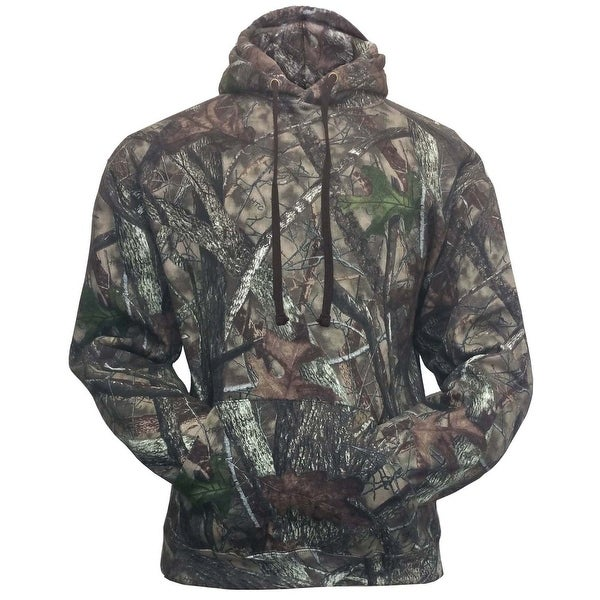 Camo Hunting Hoodie Sweatshirt Sizes S-5XL Camouflage Authentic True Timber a9b8da624