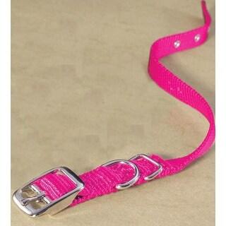 Single Thick Nylon Dog Collar