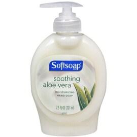 Softsoap Moisturizing Hand Soap Soothing Aloe Vera 7.50 oz