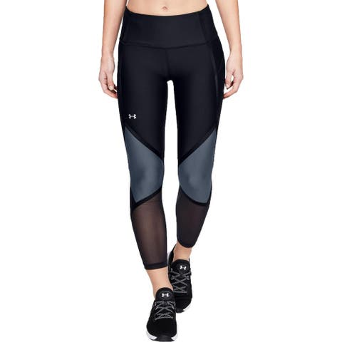 Under Armour Womens Shine Athletic Leggings High-Rise Fitness