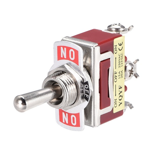 Momentary Rocker Toggle Switch Sales -OFF- ON Heavy Duty 20A 125V SPDT 3Pin ON