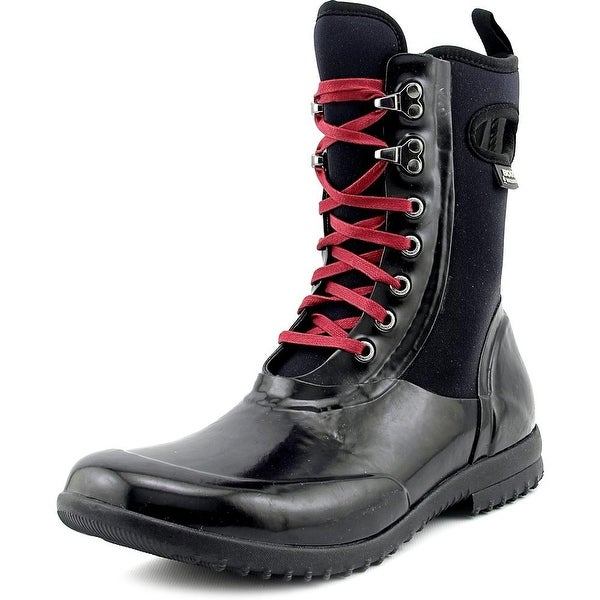 Bogs Sidney Solid Women Round Toe Synthetic Rain Boot