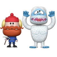 Rudolph Funko VYNL Figure 2-Pack: Bumble and Yucon Cornelius - multi