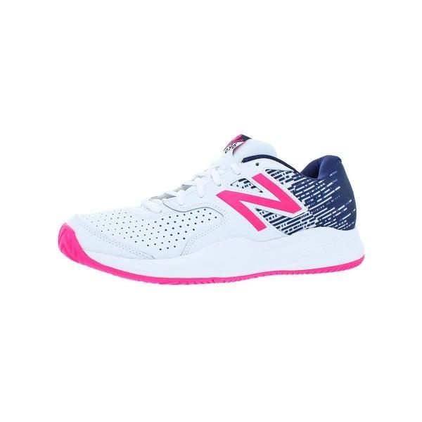 new concept efeac ad1c8 Shop New Balance Womens 696 Tennis Shoes Tennis REVlite ...