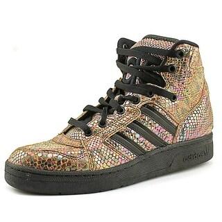 Adidas Jeremy Scott Instinct Round Toe Synthetic Sneakers