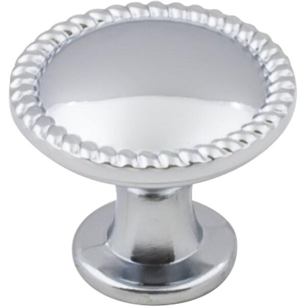 "Elements Z115 Lindos 1-1/4"" Diameter Mushroom Cabinet Knob"