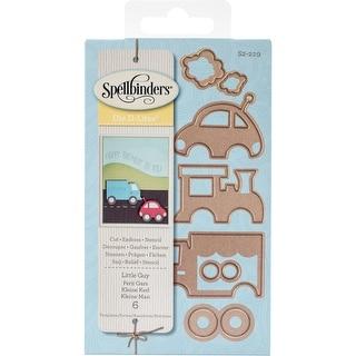 Spellbinders Shapeabilities Die D-Lites-Little Guy