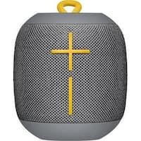 Logitech 984-000844 Portable Bluetooth Speaker, Gray