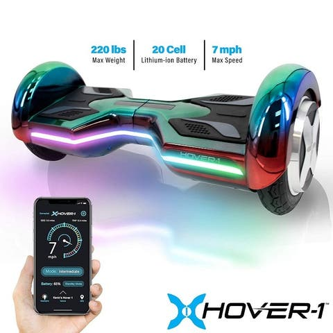Hover-1 Hoverboard Iridescent