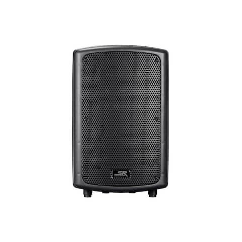Monoprice 700-Watt BiAmplified Powered PA Speaker - 12 Inch, High Power, Lightweight - Stage Right Series