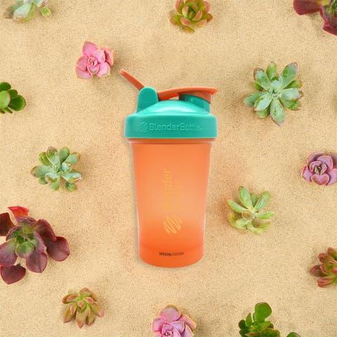 Blender Bottle Special Edition Classic 20 oz. Shaker with Loop Top - Desert Sky - 20 oz.
