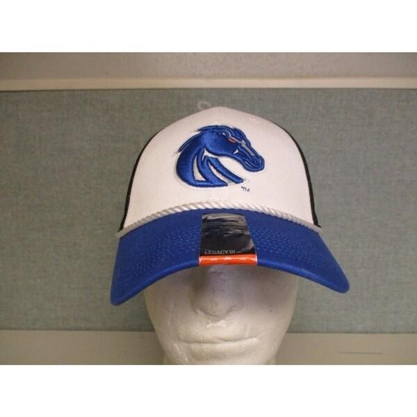d0d5d9770a4b1 Shop Boise State Broncos Adult Mens Size Osfa Nike Flex Fit Cap Hat ...
