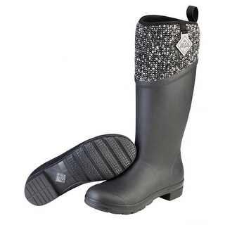 Muck Boots Black/Gunmetal Women's Tremont Supreme Boot - Size 7