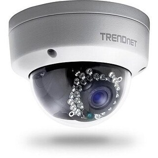Trendnet Tv-Ip321pi1 1.3 Megapixel Hd Poe Ir Dome Style Network Camera