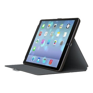 Speck StyleFolio Case for Apple iPad Mini 2/3 - Black/Slate Gray