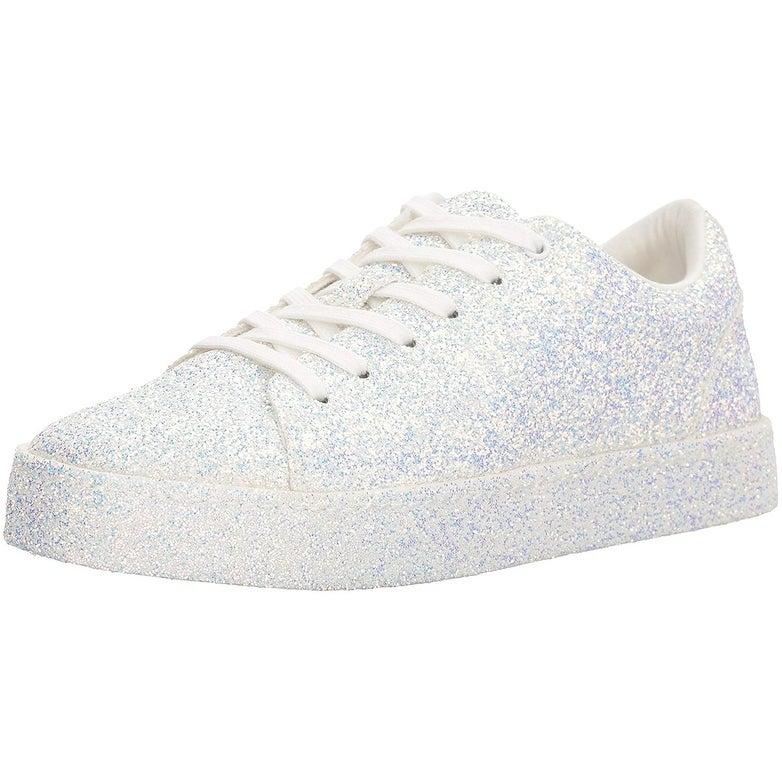 aldo glitter tennis shoes