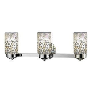 Dale Tiffany TW12468 Alps 3 Light Wall Sconce