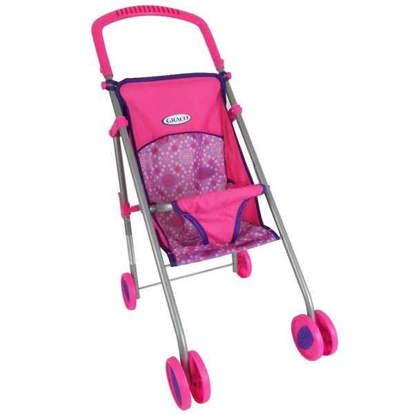 Shop Graco Flat Fold Doll Stroller - Free Shipping On ...