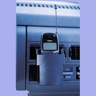 Car Cell phone Holder Black Vinyl