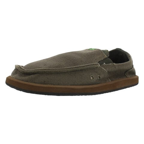 Sanuk Slip On Men's Shoes - 13 d(m) us