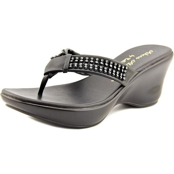 Callisto Rorrie Women Open Toe Synthetic Wedge Sandal