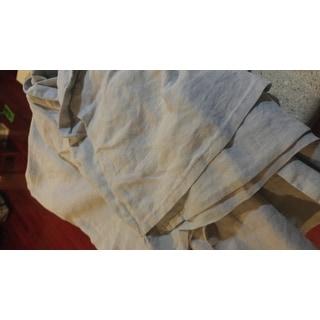 Echelon Home Washed Belgian Linen Euro Shams (Set of 2)