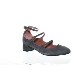 White Mountain Womens Myrlie Grey Suede Lace Up Heels EUR 39