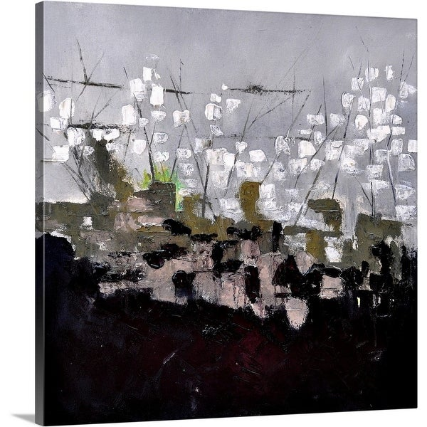 """Abstract 6631703"" Canvas Wall Art"