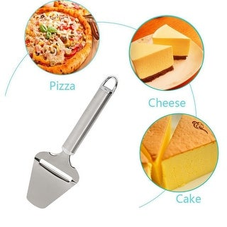 VECELO Stainless Steel Cheese Slicer Cutter