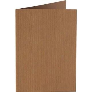 Nut Brown - Papicolor A6 Folded Cards 6/Pkg