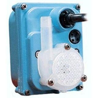 Little Giant 521204 Portable Submersible Fountain Pump, 170 Gph, Polypropylene