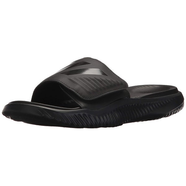d2cd12f10611b7 Shop Adidas Men s Alphabounce Slide Sport Sandal