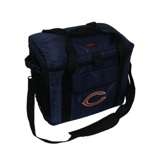 Officially Licensed Chicago Bears 48 Can Glacier Soft Cooler - Blue