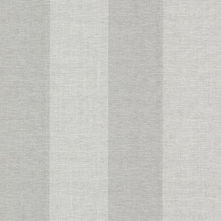 Brewster 671-68506 Amalfi Silver Linen Stripe Wallpaper