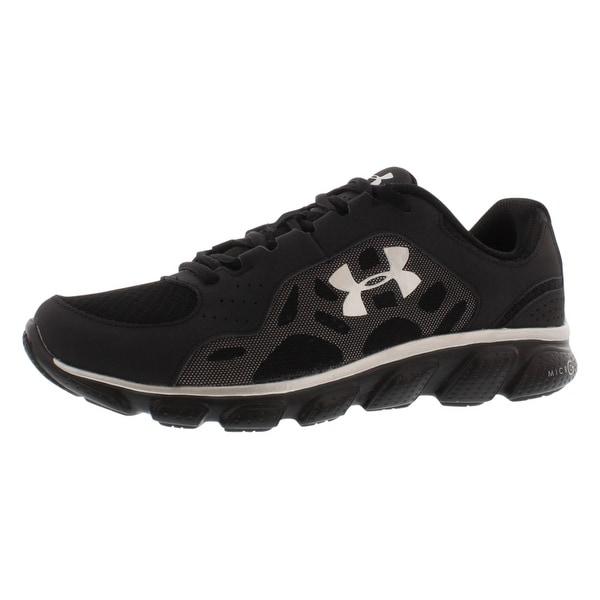 Under Armour Ua Micro G Assert Iv Running Men's Shoes - 7 d(m) us