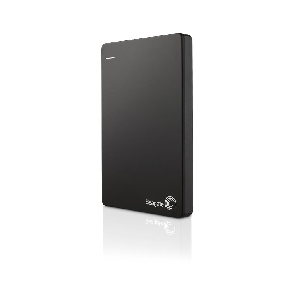 """Seagate Backup Plus 1 TB 5400 RPM External 2.5/"""" HDD Certified Refurbished"""