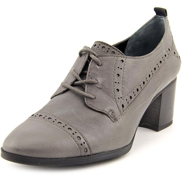 Franco Sarto Alberta Women Grey Oxfords