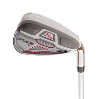 New Cobra Ladies Fly-Z XL (Red) Pitching Wedge Graphite 55g RH