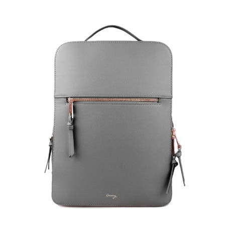 Casery London Travel Ready Backpack (Gray)