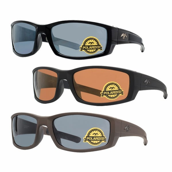 Duck Commander Duck Dynasty Men's Polarized Hunting & Fishing Sport Sunglasses
