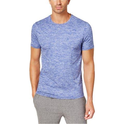 32 Degrees Mens Space-Dyed Pajama Sleep T-Shirt