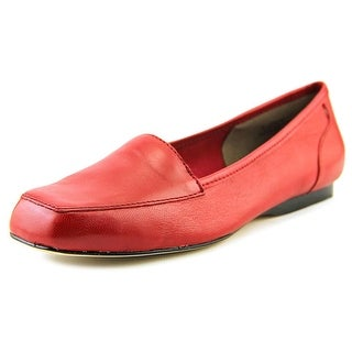 Array Freedom N/S Round Toe Leather Loafer
