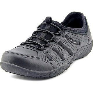 Skechers Work Rodessa Round Toe Synthetic Work Shoe